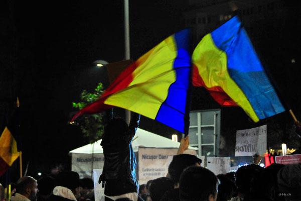 ROB004.Bukarest.Demonstration