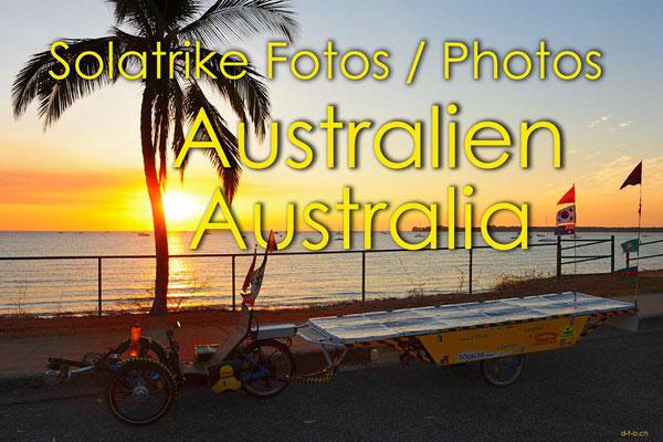 Fotogalerie Solatrike Australien / Photogallery Solatrike Australia