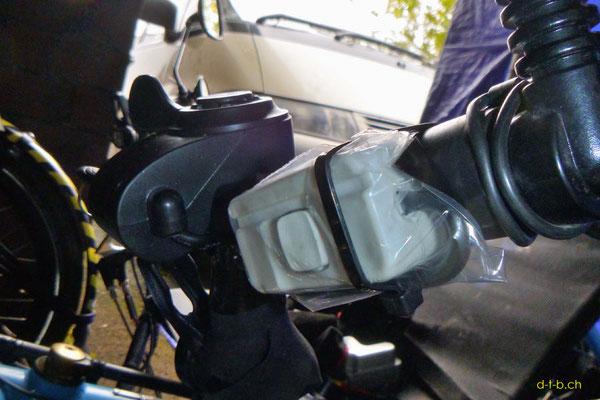 NZ: Solatrike mit neuem Lichtschalter