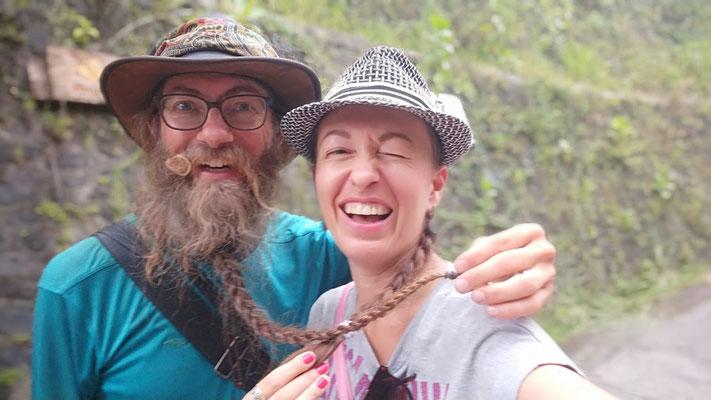 Indonesien.Bali.Ubud.David und Mary