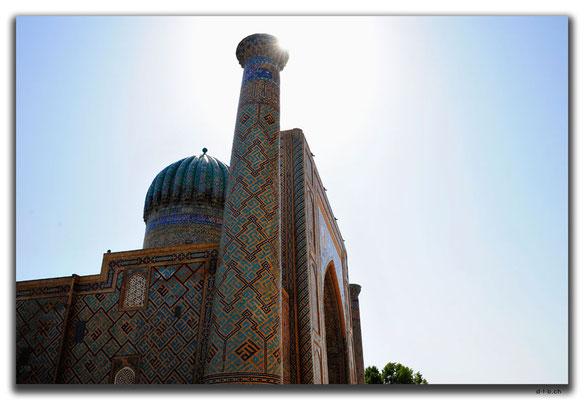 UZ0035.Samarkand.Registan.Sher Dor Medressa