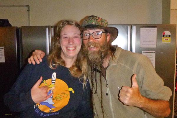 NZ: Wiedersehen mit Silvie