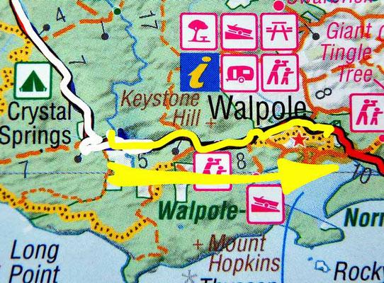 Tag 363: Deep River - Walpole