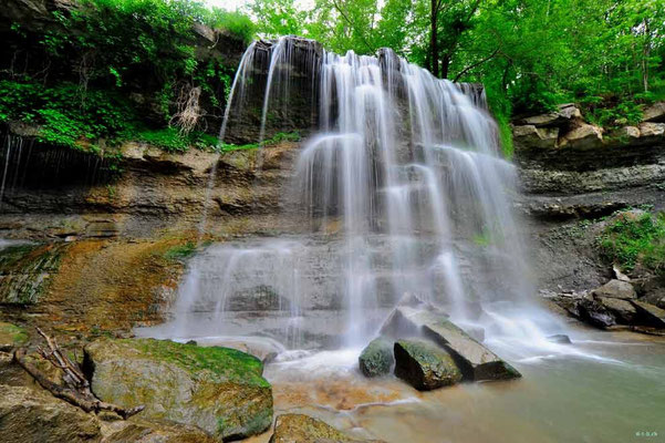 CA0447 Rock Glen Falls