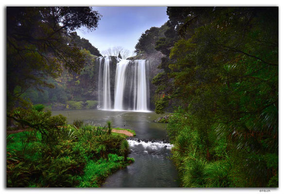 NZ0179.Whangarei Falls