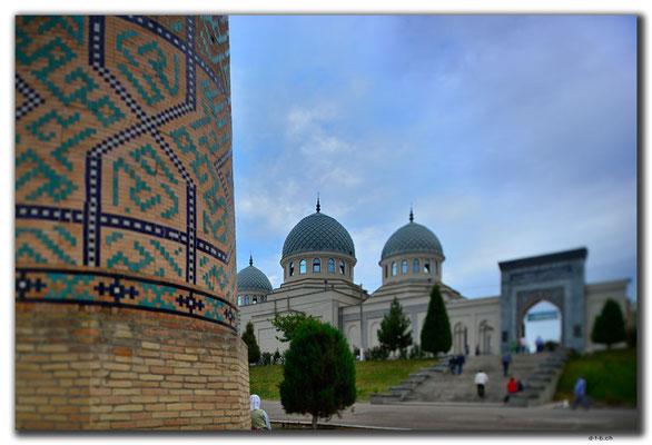UZ0230.Tashkent.Jame Mosque