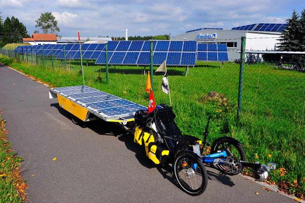 CZ: Solarpower mit Solatrike