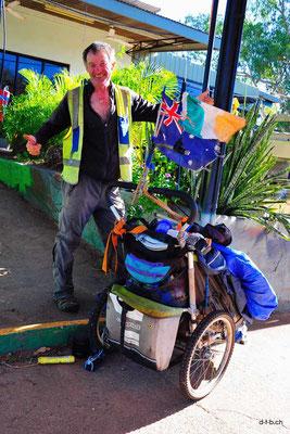 AU: Weltenwanderer Tony Mangan