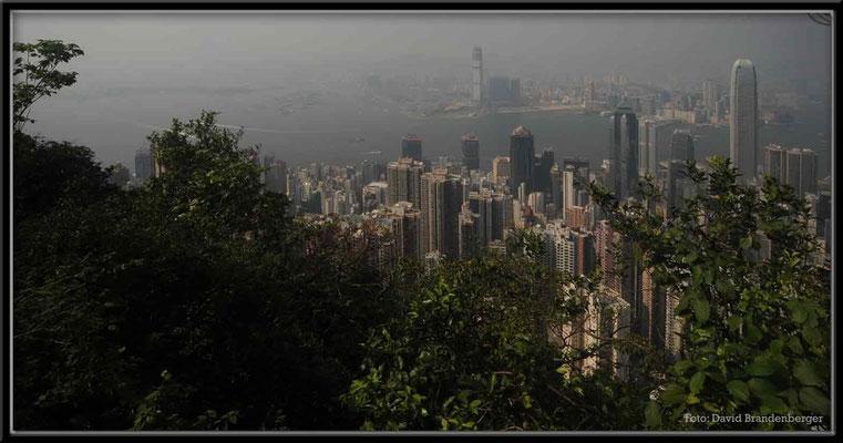 C2618 Hong Kong Victoria Peak