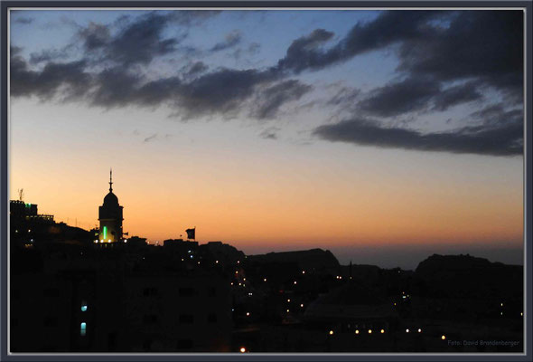 JO048.Morgendämmerung Wadi Mousa