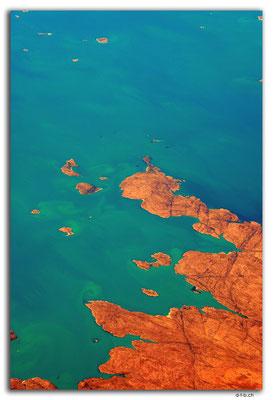 AU1760.Australische Küste