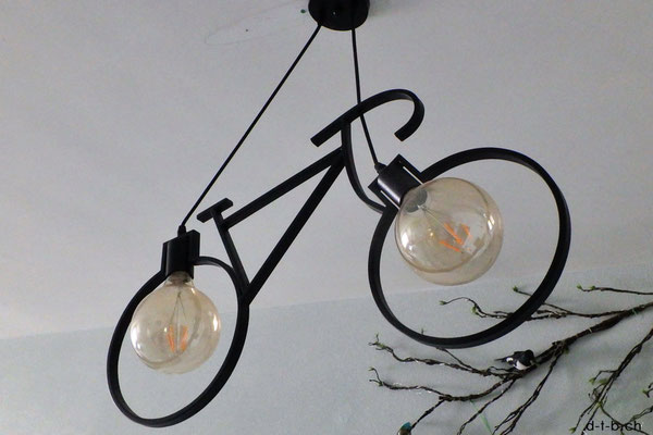 CN.Bike-lamp in Shenzhen