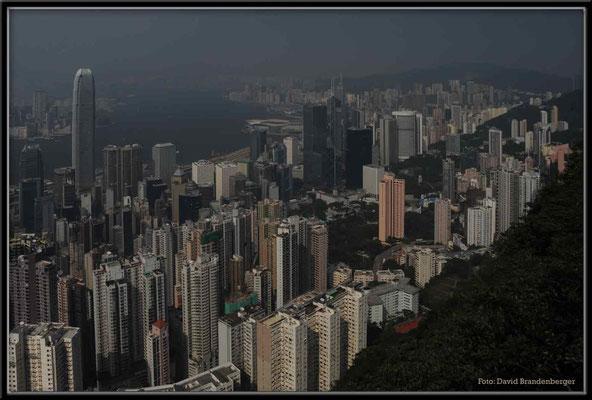 C2623 Hong Kong Victoria Peak