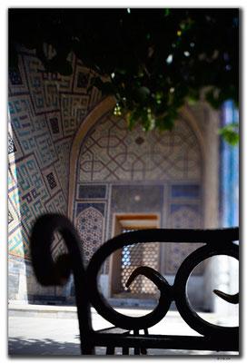 UZ0076.Samarkand.Registan.Ulugbek Medressa