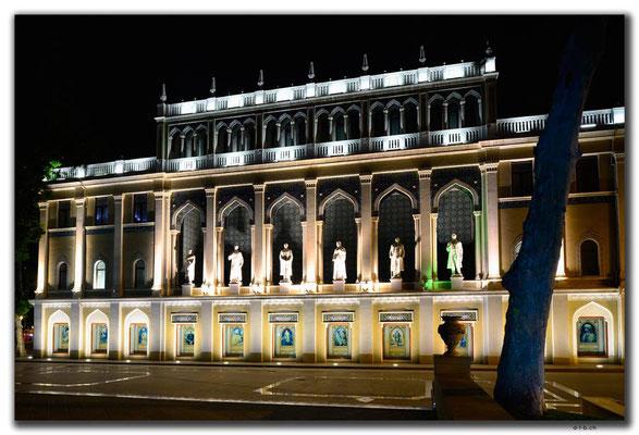 AZ038.Baku.Literaturhaus