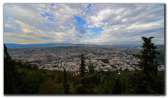 GE166.Tbilisi.Panorama