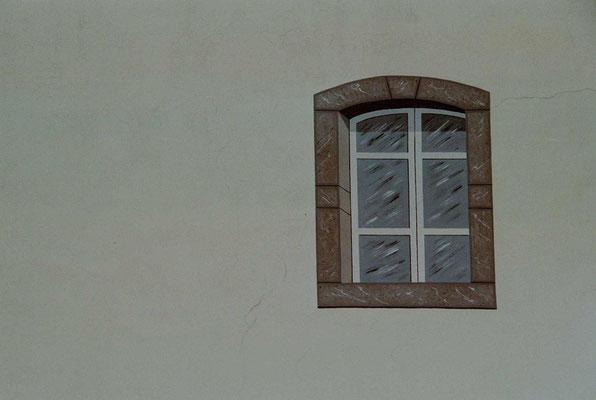 Frankreich,Lourdes2 (Nur gemaltes Fenster!)