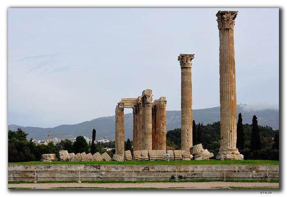 GR0403.Athen.Zeustempel