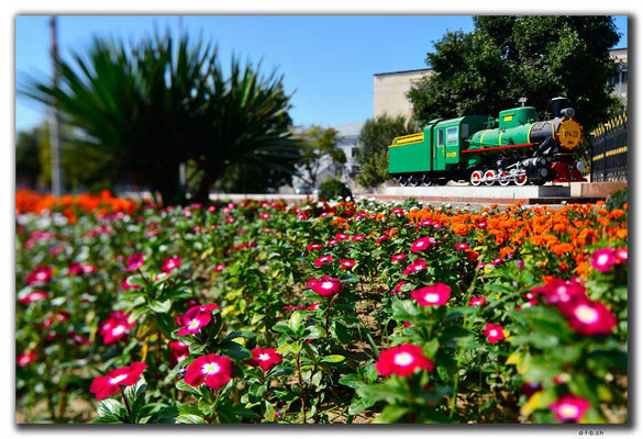 UZ0196.Tashkent.Railway Museum