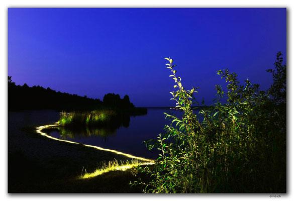 PL101.Lichtmalerei am See