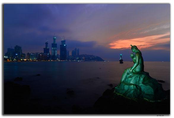 KR0212.Busan.Haeundae.Mermaid