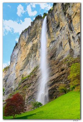CH1037.Staubbachfall.Lauterbrunnen