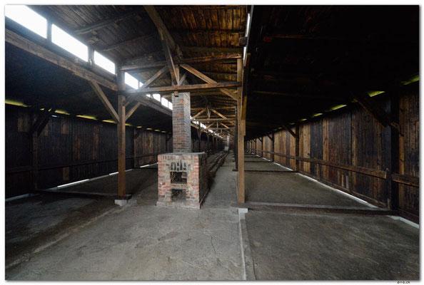 PL029.Birkenau.Schlafbarrake