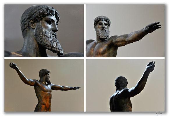 GR0417.Athen.Archäologisches Museum.Zeus