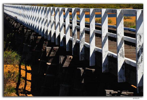 AU0395.Carnarvon,Former Tramway bridge