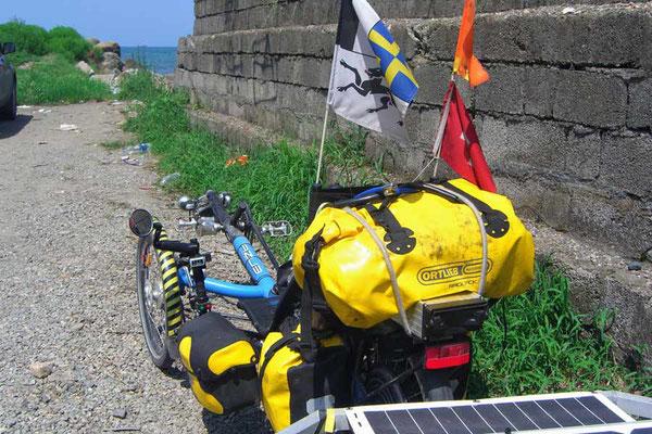 IR: Solatrike am Kaspischen Meer