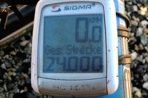 AU: Solatrike erreicht 24'000km