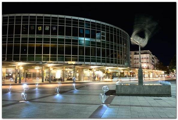 DE161.Ludwigshafen.Berliner Platz. Wurde umgestaltet.