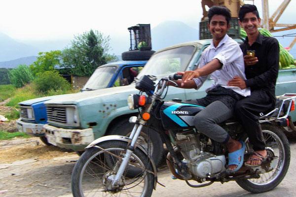 Iran: Motorrad 4