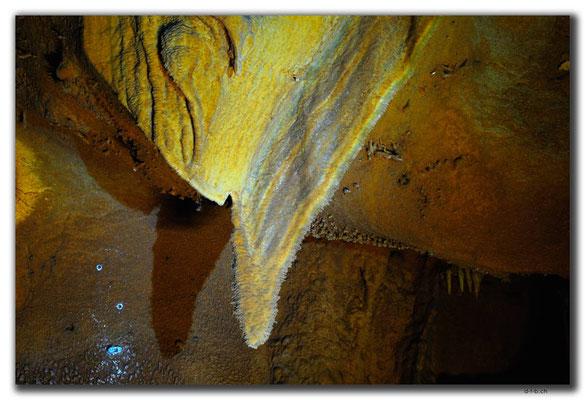 Tropfsteinhöhle Taskuyu Magarasi