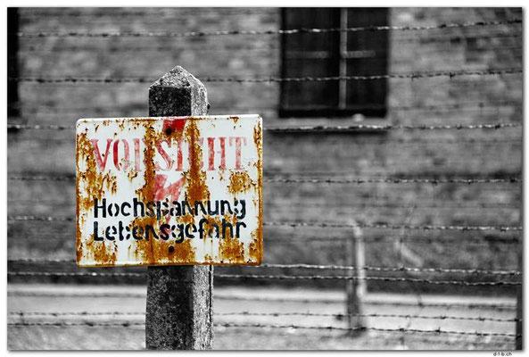PL024.Auschwitz.Schild