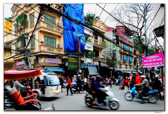 VN0001.Hanoi.Old Town
