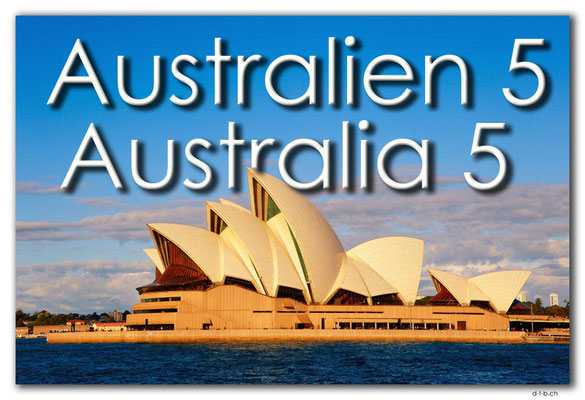 Fotogalerie Australien 5 / Photogallery Australia 5