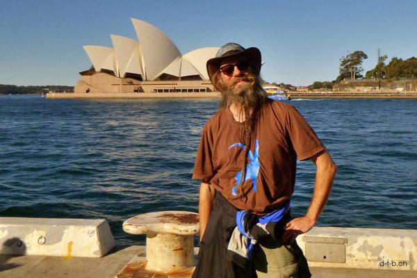 Australien.Sydney. Opera House