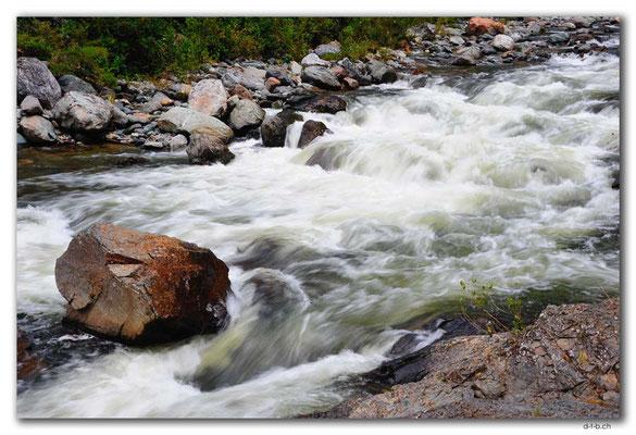 NZ0553.Takaka River beside the Cobb Dam Road