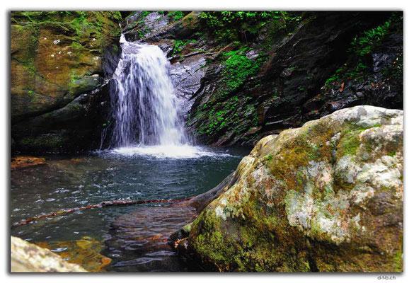VN0183.Bach Ma N.P.Wasserfall