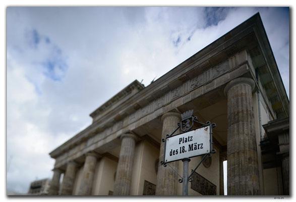 Deutschland.Berlin.Platz des 18. März