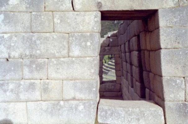Peru, Machu Picchu1