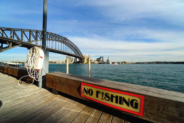 Australien.Sydney.Milton Point