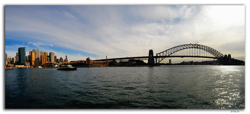 AU1585.Sydney.Harbour Bridge