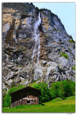 CH1041.Buchenbachfall.Lauterbrunnen