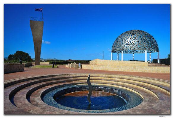 AU0488.Geraldton.HMS Sydney Memorial