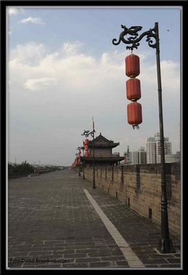 C0447Xian,Stadtmauer