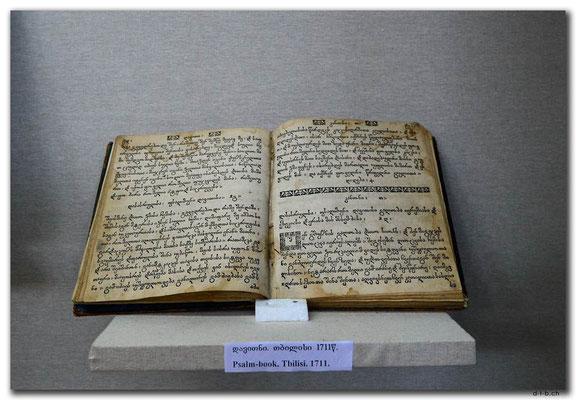 GE040.Kutaisi.Hist.Museum.Psalmbuch