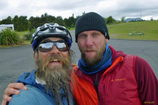 NZ: David & Wouter