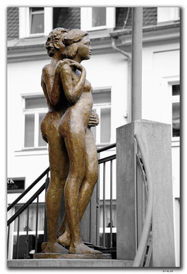 DE323.Bad Schandau.Bildhauerstatue